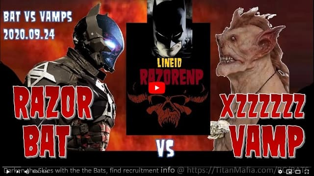 rEdRuM-BATMAN-WHO-LAUGHS_Bats-vs-Vamps_RaZoR-vs-XZZZZZZ