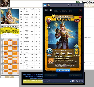 TITAN MAFIA – An Empires & Puzzles Users Group